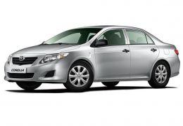 Toyota convoca mais de 50 mil unidades do Corolla para recall