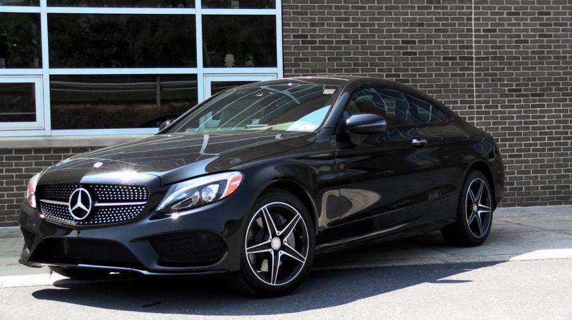 Mercedes chama recall para Classe C Coupé