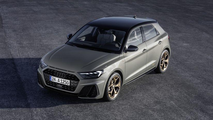 Audi lança nova geração do compacto A1