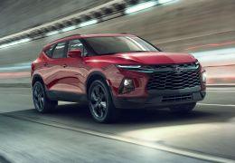 Chevrolet lança Blazer novamente nos Estados Unidos