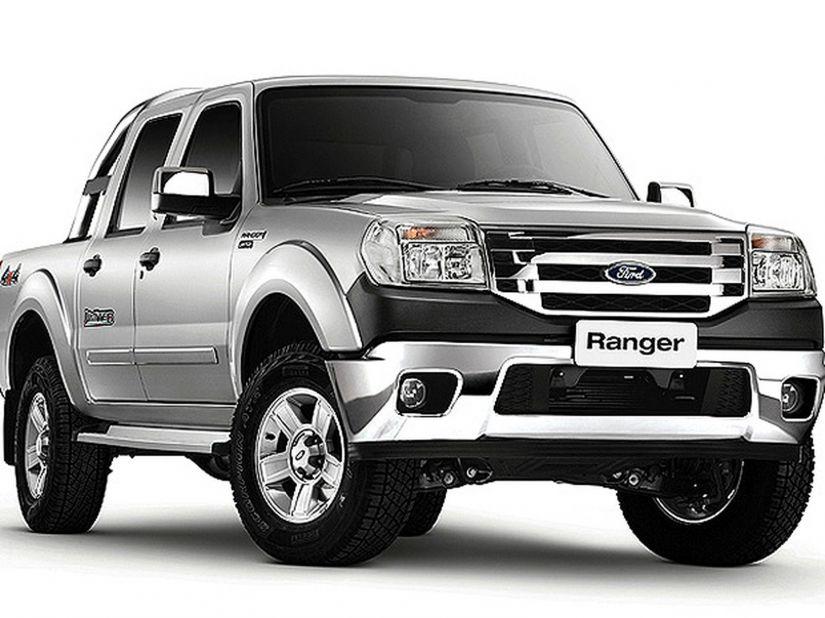 Ford anuncia recall da Ranger