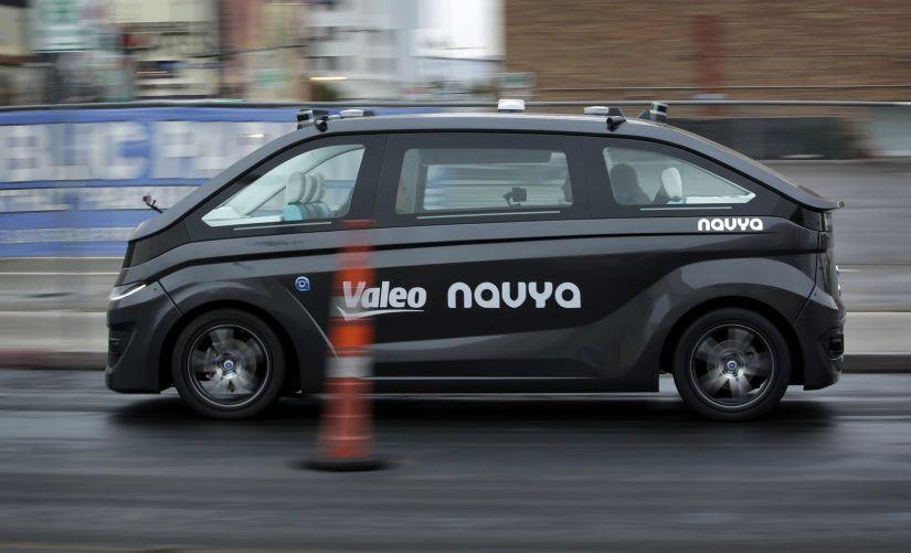 Estudo afirma que carros autônomos podem piorar transito em centros urbanos
