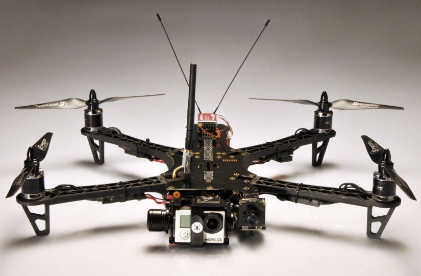 Confira imagens de um drone acompanhando a volta de um carro de F1