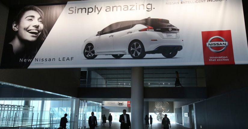 Nissan admite inspeções foras do padrão em 19 modelos no Japão