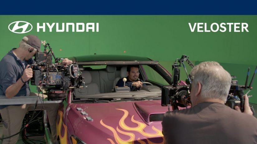 """Novo Veloster, da Hyundai, está no filme """"Homem-Formiga e a Vespa"""""""