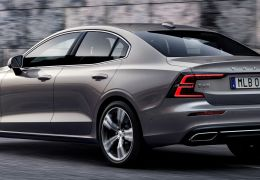 Volvo confirma importação de 3 versões do novo S60