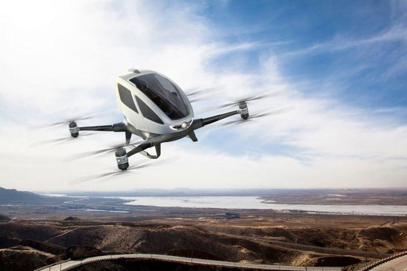 Confira carros voadores que poderão chegar nos próximos 10 anos