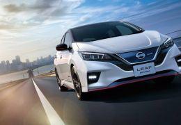 Nissan Leaf ganha versão esportiva no Japão
