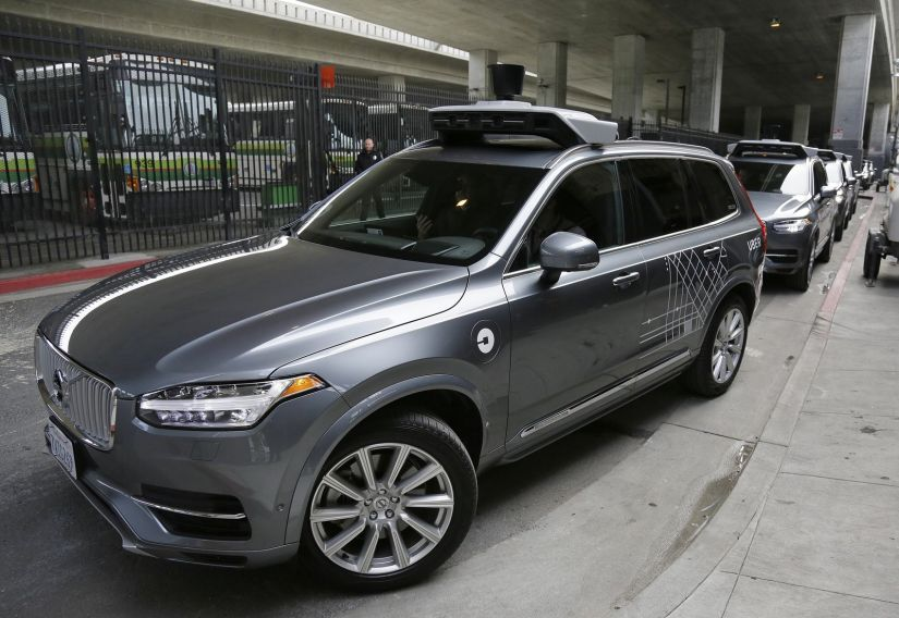 Uber anuncia retorno dos carros autônomos para as ruas dos EUA