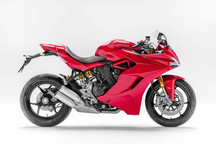 Ducati lança nova Supersport S no Brasil