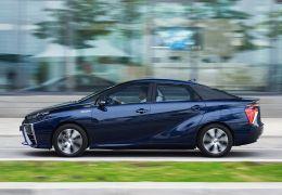 Toyota quer lançar SUVs e Picapes movidos a hidrogênio