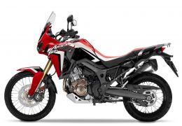 Honda anuncia recall da Africa Twin