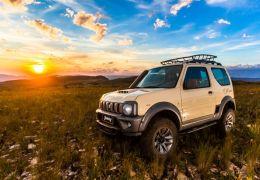 Suzuki anuncia lançamento de edição especial Jimny