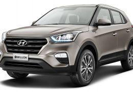 Hyundai lança edição especial do Creta e HB20