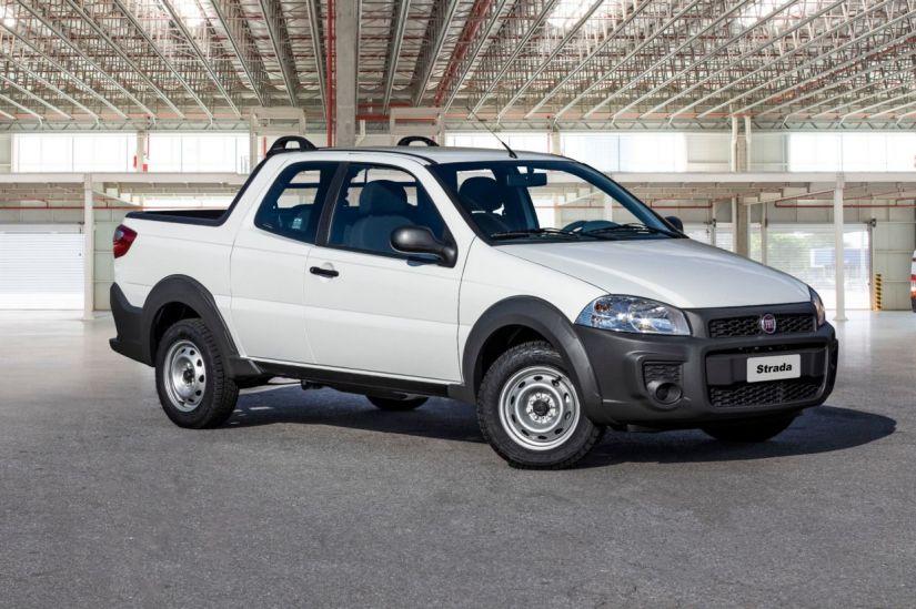 Fiat lança linha 2019 do Strada