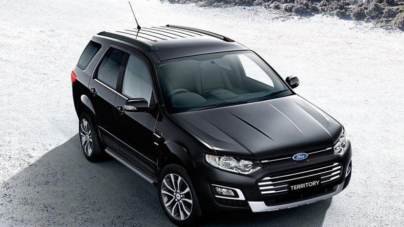 Ford apresenta novo modelo de SUV de baixo custo
