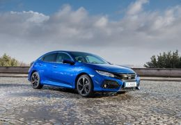 Honda anuncia câmbio automático de nove marchas para o Civic