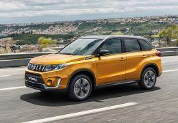 Suzuki Vitara ganha versão reestilizada e deve chegar até 2019