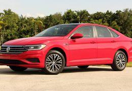 Novo Volkswagen Jetta começará a ser vendido no final de setembro