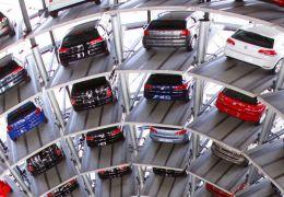 Preço dos carros novos sobem 35,95% em três anos