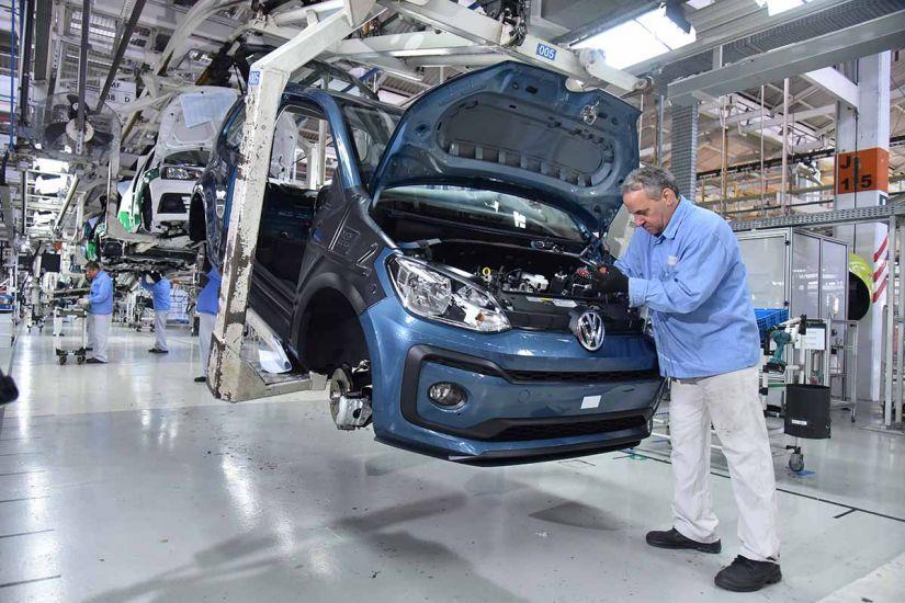 Volkswagen anuncia férias coletivas para fábrica de Taubaté (SP)