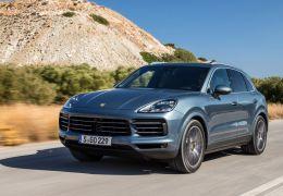 Porsche anuncia terceira geração do Cayenne no Brasil