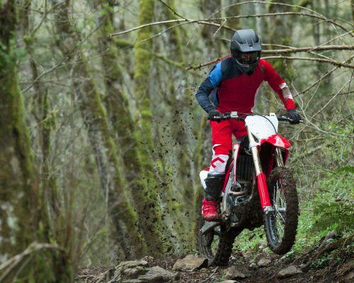 Honda anuncia renovação da sua linha de motos CRF no Brasil