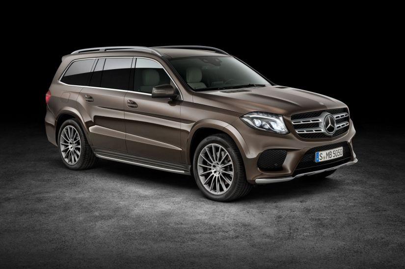Mercedes anuncia recall de GL, GLE, GLS e ML