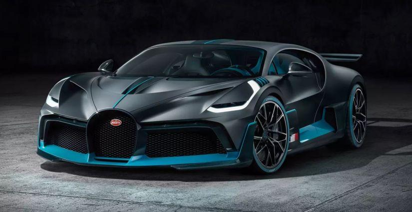 Bugatti mostra novo supercarro de 1.500 cavalos