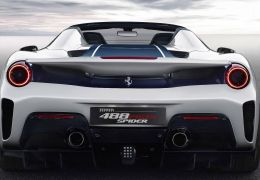 Ferrari revela 488 Pista Spider em Pebble Beach