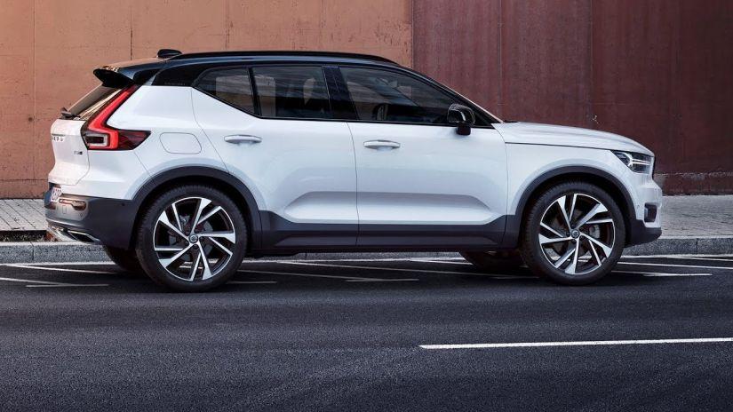 Volvo anuncia recall do XC40 por falha no pedal de freio