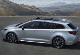 Toyota anuncia Corolla Touring Sports