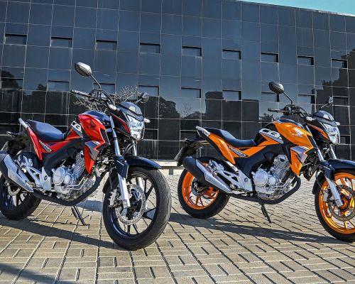 Honda lança CB Twister 250F 2019 com novidades