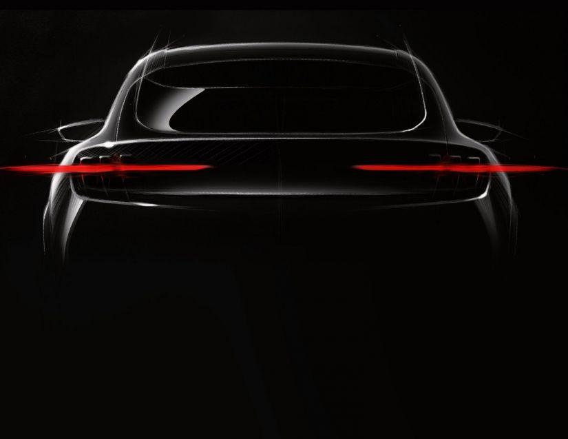 Ford apresenta SUV elétrico inspirado no Mustang