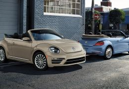 Volkswagen anuncia fim do fusca com lançamento de Beetle Final Edition