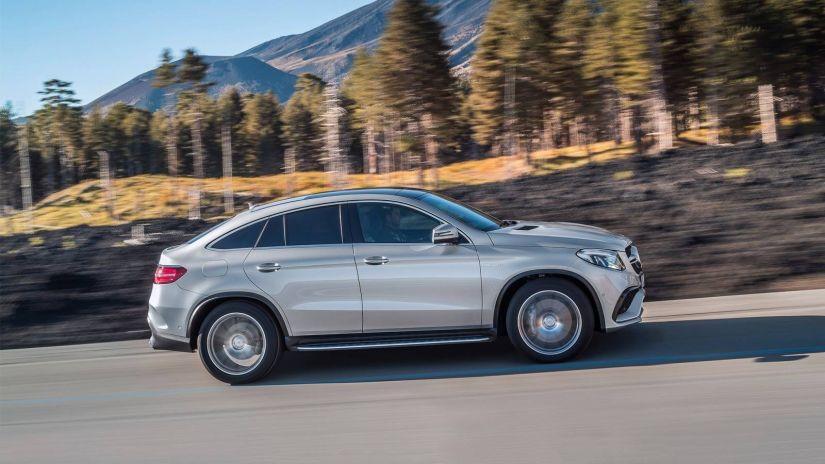 Mercedes-Benz anuncia recall de GLE e GLS no Brasil