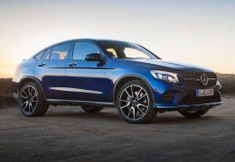 Mercedes-Benz anuncia recall de modelos C 450 AMG, C 43 AMG e GLC 43 AMG