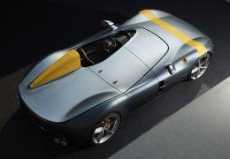 Ferrari apresenta nova Monza com motor de 810 cavalos