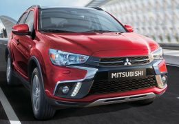 Mitsubishi lança reestilização do ASX