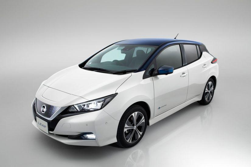 Leaf será destaque da Nissan no Salão do Automóvel de SP