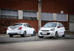 Nissan convoca recall para March e Versa no Brasil