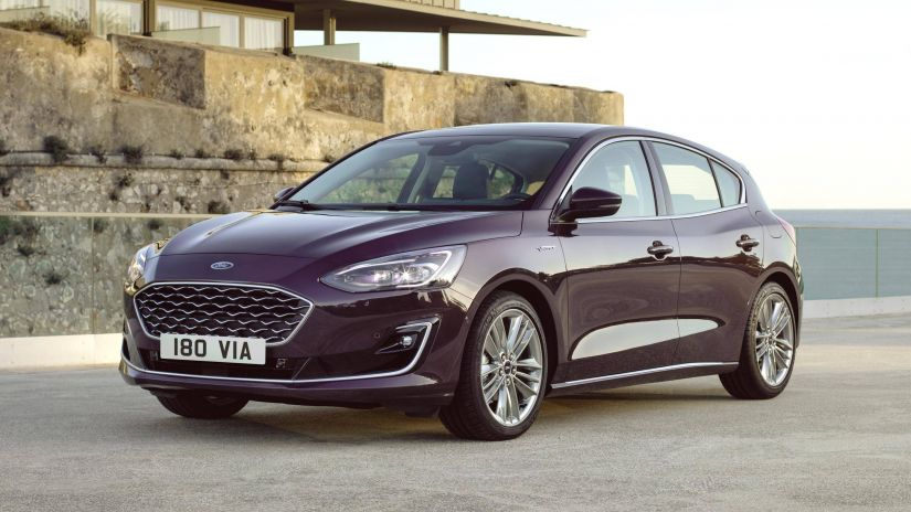Ford Focus fica mais inteligente na Europa