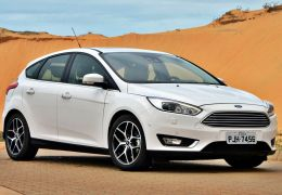 Ford decreta fim da produção do Focus na Argentina