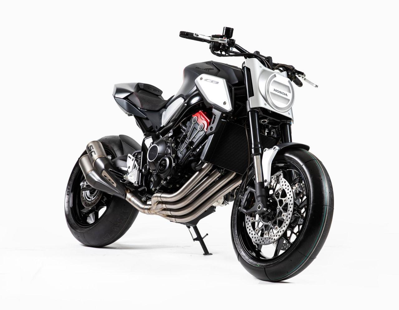 Honda CB1100 RS 2017 | Moto | Naked - Andar de Moto