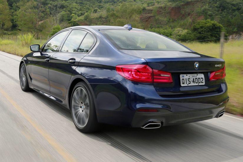 BMW convoca recall de Serie 1, Serie 5 e Mini Countryman