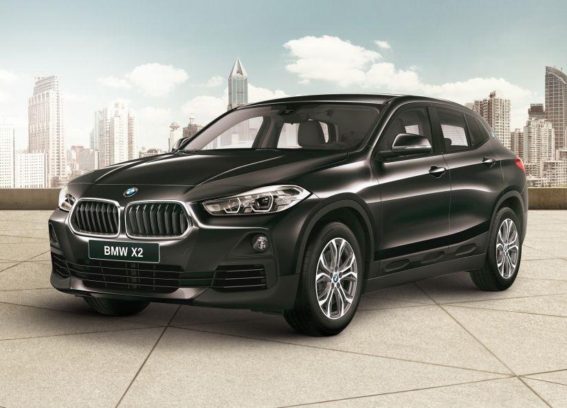 BMW anuncia nova versão de entrada do X2