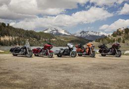 Harley-Davidson lança novidades na sua linha 2019