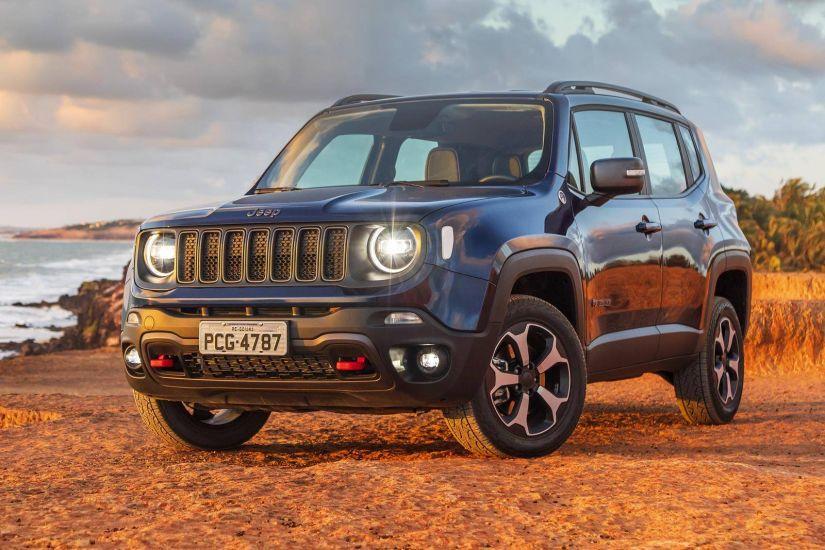 Jeep lança visual atualizado do Renegade no Brasil