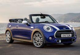 Mini Cabrio já pode ser encomendado na pré-venda