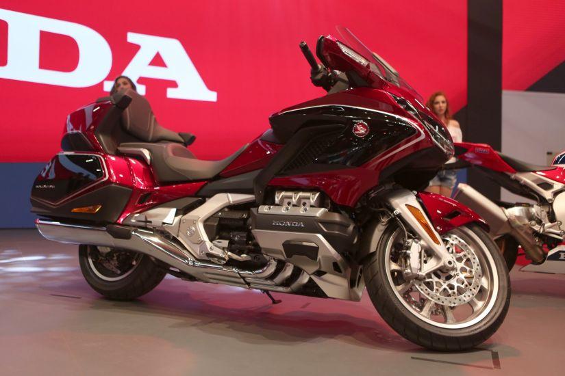 Honda anuncia pré-venda da GL 1800 Gold Wing 2019